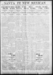 Santa Fe New Mexican, 07-27-1911