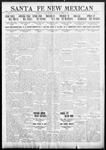 Santa Fe New Mexican, 08-01-1911