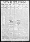 Santa Fe New Mexican, 08-02-1911