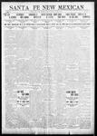 Santa Fe New Mexican, 08-03-1911