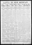 Santa Fe New Mexican, 08-05-1911