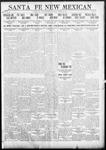Santa Fe New Mexican, 08-08-1911