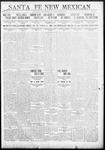Santa Fe New Mexican, 08-09-1911