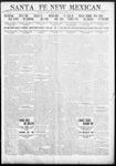 Santa Fe New Mexican, 08-12-1911