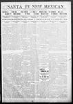 Santa Fe New Mexican, 08-22-1911