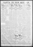 Santa Fe New Mexican, 08-23-1911