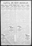 Santa Fe New Mexican, 08-25-1911