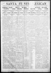 Santa Fe New Mexican, 08-28-1911
