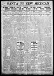 Santa Fe New Mexican, 08-30-1911