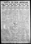 Santa Fe New Mexican, 01-07-1911