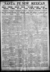 Santa Fe New Mexican, 02-08-1911
