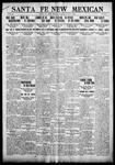 Santa Fe New Mexican, 02-09-1911