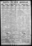 Santa Fe New Mexican, 04-06-1911