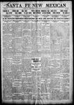Santa Fe New Mexican, 04-08-1911