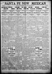 Santa Fe New Mexican, 04-27-1911