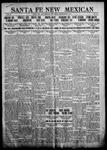 Santa Fe New Mexican, 09-07-1911