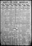 Santa Fe New Mexican, 09-08-1911
