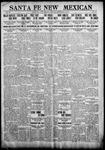 Santa Fe New Mexican, 09-15-1911