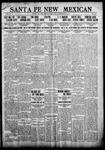 Santa Fe New Mexican, 09-18-1911