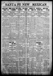 Santa Fe New Mexican, 09-19-1911