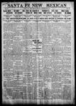 Santa Fe New Mexican, 09-22-1911