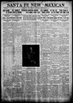 Santa Fe New Mexican, 09-30-1911