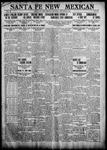 Santa Fe New Mexican, 10-03-1911