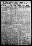 Santa Fe New Mexican, 10-05-1911