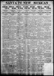 Santa Fe New Mexican, 10-06-1911