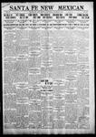 Santa Fe New Mexican, 10-07-1911