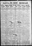 Santa Fe New Mexican, 10-11-1911