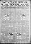 Santa Fe New Mexican, 10-16-1911