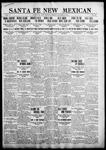 Santa Fe New Mexican, 10-20-1911