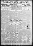 Santa Fe New Mexican, 10-21-1911