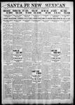 Santa Fe New Mexican, 10-27-1911