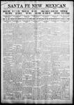 Santa Fe New Mexican, 10-30-1911