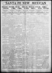 Santa Fe New Mexican, 11-04-1911