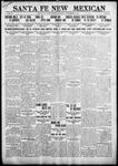 Santa Fe New Mexican, 11-06-1911