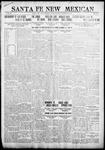 Santa Fe New Mexican, 11-08-1911