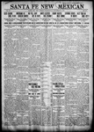 Santa Fe New Mexican, 11-15-1911