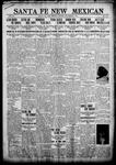 Santa Fe New Mexican, 12-01-1911