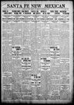 Santa Fe New Mexican, 12-09-1911