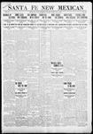 Santa Fe New Mexican, 02-09-1912