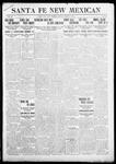 Santa Fe New Mexican, 03-08-1912