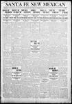 Santa Fe New Mexican, 05-06-1912