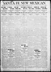 Santa Fe New Mexican, 05-07-1912