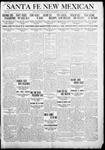 Santa Fe New Mexican, 05-08-1912