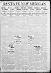 Santa Fe New Mexican, 05-09-1912