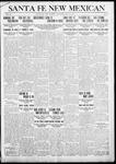Santa Fe New Mexican, 05-23-1912