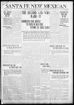 Santa Fe New Mexican, 07-10-1912
